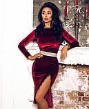 Женское романтическое платье  Н-477, фото 2