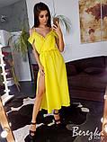 Платье миди декорированное кружевом, фото 6