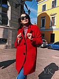 Женское кашемировое пальто П-37, фото 8