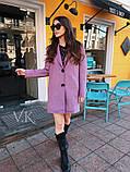 Женское кашемировое пальто П-37, фото 9