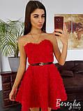 Платье с пышной юбочкой, фото 2
