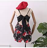 Комбез нереальный женский шортами, фото 2