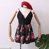 Комбез нереальный женский шортами, фото 9