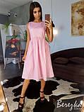 Хлопковое платье в горошек, фото 5