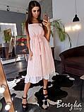 Модное платье свободного кроя, фото 2