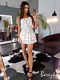 Модное летнее платье с рюшами, фото 2