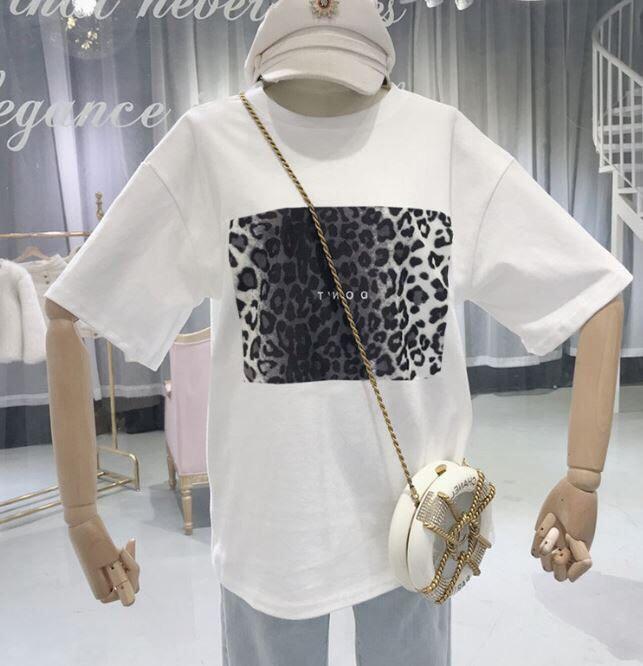 Женская модная футболка  D o n ' t