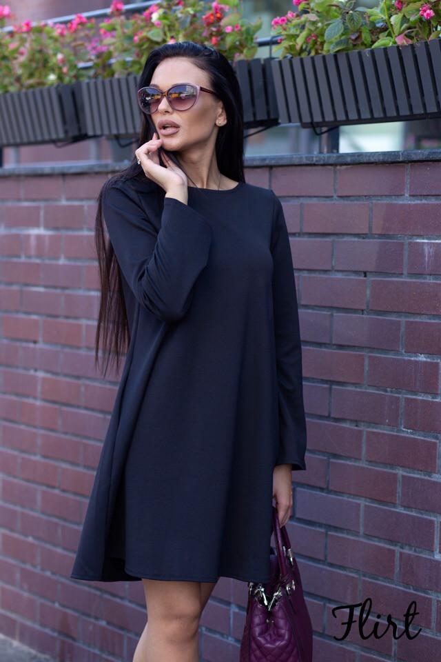Женское стильное платьеЧайка
