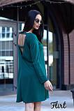 Женское стильное платьеЧайка, фото 3