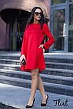 Женское стильное платьеЧайка, фото 5