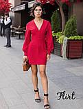Женское стильное яркое платье, фото 2