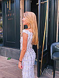 Женское невероятное красивое платье Н-524, фото 3