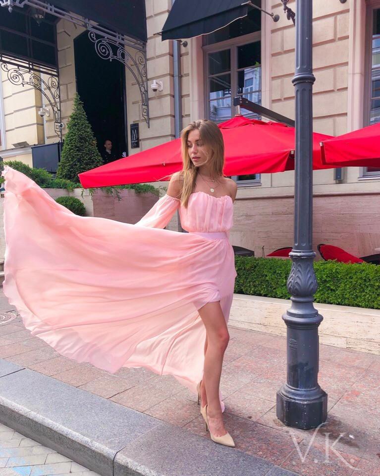 Женское невероятное красивое платье Н-501