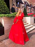 Женское невероятное красивое платье Н-501, фото 3