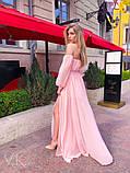 Женское невероятное красивое платье Н-501, фото 4