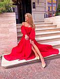Женское невероятное красивое платье Н-501, фото 6