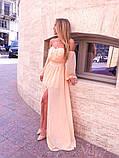 Женское невероятное красивое платье Н-501, фото 7