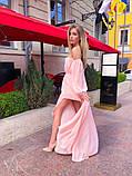 Женское невероятное красивое платье Н-501, фото 8
