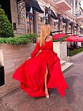 Женское невероятное красивое платье Н-501, фото 9