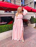 Женское невероятное красивое платье Н-501, фото 10