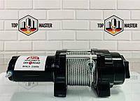Лебідка автомобільна Profinstrument 3500Lbs 12V на квадроцикл,Електрична лебідка