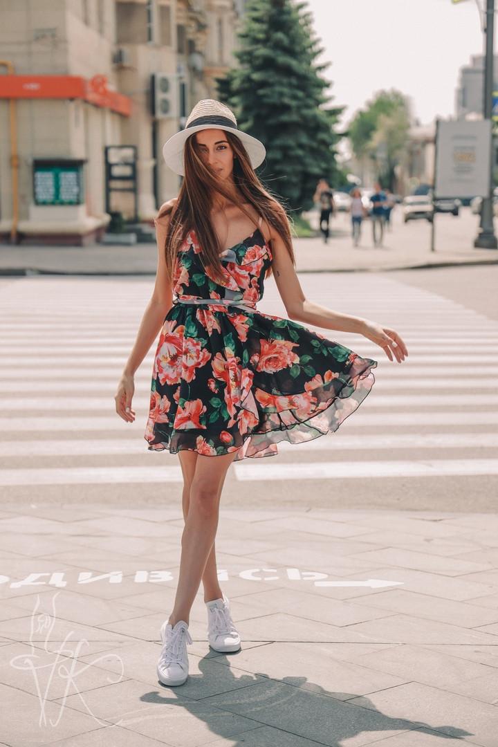 Женское невероятное красивое платье Н-536