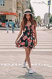 Женское невероятное красивое платье Н-536, фото 2