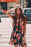 Женское невероятное красивое платье Н-536, фото 3
