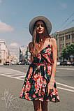 Женское невероятное красивое платье Н-536, фото 5