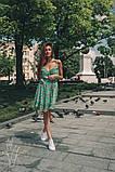 Женское невероятное красивое платье Н-536, фото 8