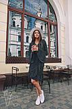 Женское невероятное красивое платье Н-492, фото 2