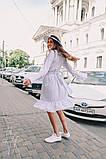 Женское невероятное красивое платье Н-492, фото 4
