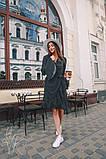 Женское невероятное красивое платье Н-492, фото 8