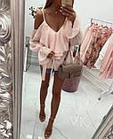 Женская модная блузка Б-53, фото 6