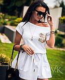 Женское летнее платье из легкого софта, фото 2