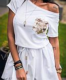 Женское летнее платье из легкого софта, фото 5