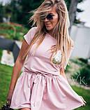 Женское летнее платье из легкого софта, фото 6