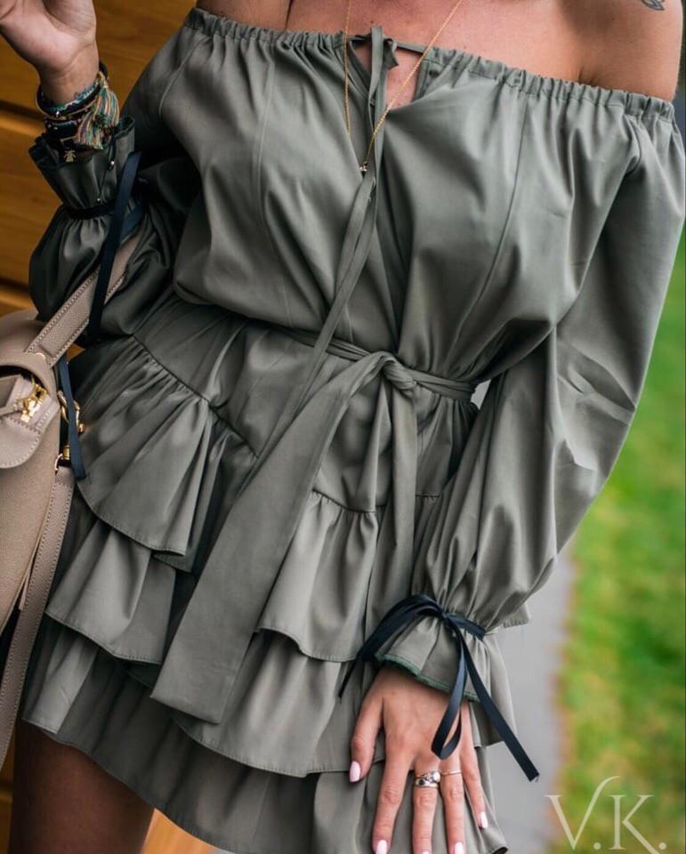 Женское летнее платье Н-529