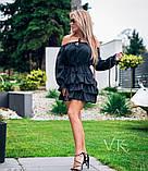 Женское летнее платье Н-529, фото 2