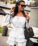 Женское летнее платье Н-529, фото 5
