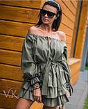 Женское летнее платье Н-529, фото 6