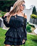 Женское летнее платье Н-529, фото 7