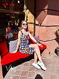 Женское летнее платье Н-518, фото 2