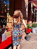 Женское летнее платье Н-518, фото 3