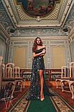 Женское красивое платье : Н-510, фото 3
