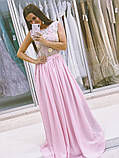 Женское красивое платье  Н-251, фото 4
