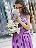 Женское красивое платье  Н-251, фото 6