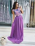 Женское красивое платье  Н-251, фото 8
