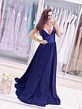 Женское красивое платье  Н-507, фото 2