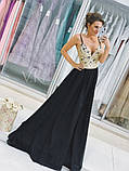 Женское красивое платье  Н-507, фото 4